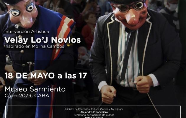El Ballet Folklórico Nacional homenajeará a Molina Campos