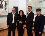 Akihito, el Emperador emérito del Japón otorgó la Orden del Sagrado Tesoro a Horacio Marcó