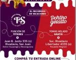 Las vacaciones de invierno se disfrutan en el Espacio teatral TeS 2019 de la Ciudad de San Juan