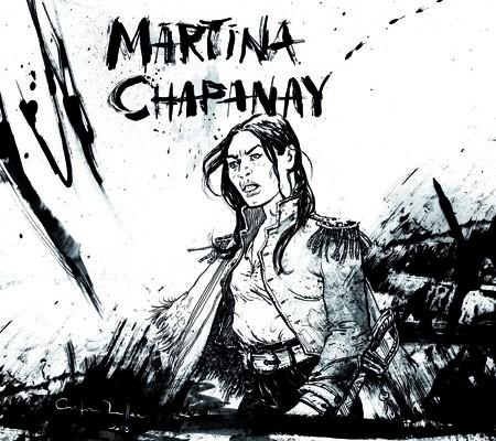 """Martina Chapanay"", una heroína sanjuanina de alma noble y personalidadvalerosa"