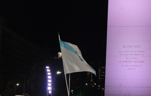 El Obeliscazo Gallego, una celebración para reafirmar la identidad y afianzar lazos