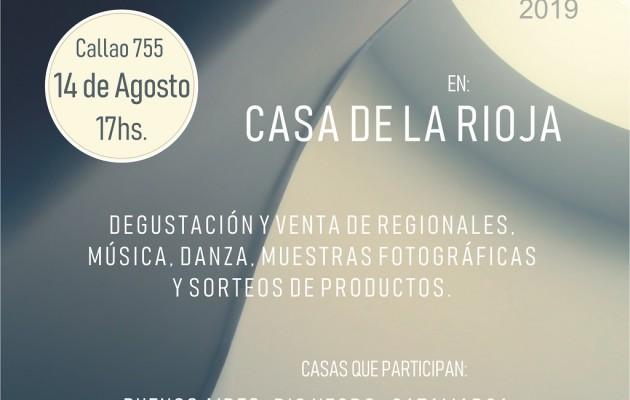 """La Casa de la Rioja celebra la segunda edición del """"Encuentro cultural federal"""""""