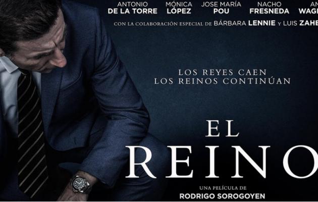 «El Reino de la corrupción», la película española, se estrena en la Argentina