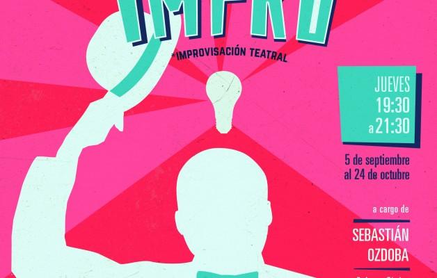 El Taller de Improvisación Teatral, se dictará en la Fundación del Instituto Alemán