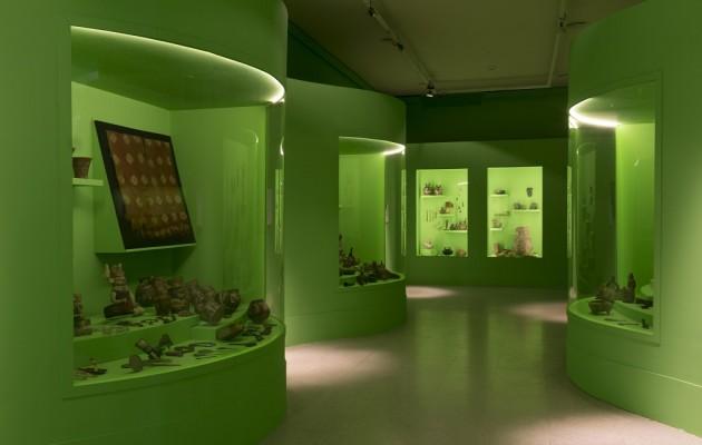 """El Museo Histórico Nacional exhibe la muestra permanente """"Vida y belleza en los Andes prehispánicos"""""""
