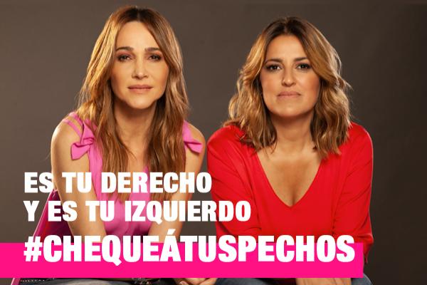 #CHEQUEÁTUSPECHOS, la nueva campaña de Fundación AVON crea conciencia sobre el Cáncer de Mama