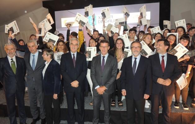 """""""Conecta con Galicia"""" celebró treinta años de intercambio cultural y de amor por Galicia"""