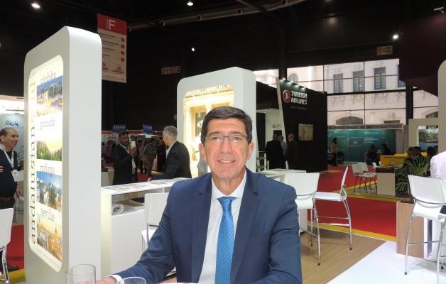 Andalucía presentó su nueva propuesta turística en la Feria Internacional de Turismo