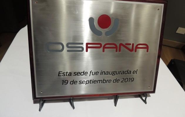 La inauguración de la nueva sede de OSPAÑA, un sueño cumplido