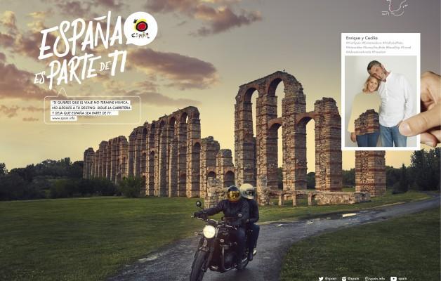 """""""España es parte de tí"""", se presentará en la Feria Internacional de Turismo 2019"""