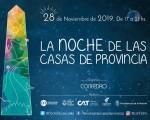 """""""La Noche de las Casas de Provincia"""", un encuentro federal que promueve la Cultura y el Turismo"""