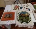 """""""Sueños Puntanos"""" recupera el valor del tejido artesanal de alfombras en la Casa de la Provincia de San Luis"""