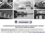 AdbA – ACAPA presenta el Segundo Corredor Art Deco Trinacional Polo Art Deco de las Américas