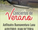 """El Complejo Auditorio Juan Victoria presenta sus """"Conciertos de Verano"""""""