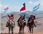 La Rioja evocó la Gesta Sanmartiniana en el Hito de Come Caballos