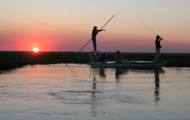 Corrientes, una provincia elegida por los amantes de la pesca
