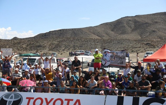 """En la """"Vuelta a San Juan"""", el público acompañó masivamente la etapa reina"""