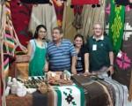 El Mercado Artesanal Luisa Escudero se destacó en la Feria Nacional de Artesanías y Arte Popular Augusto Raúl Cortázar