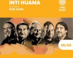 Inti Huama, el grupo folclórico sanjuanino, actuará en la Fiesta Nacional del Sol 2020