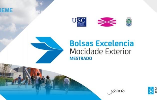 """La Xunta de Galicia abrió la inscripción a las becas """"Excelencia de la Juventud Exterior (BEME)"""""""