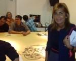 Laura Adámoli, sumará su experiencia en la renovación del Partido Bloquista de San Juan