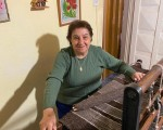 Yolanda Hadad, artesana de Calingasta y símbolo de la Cultura local de San Juan