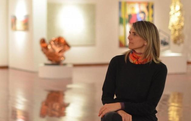 """La Secretaria de Cultura de San Juan, Virginia Agote,  jurado de las becas """"Sostener Cultura"""""""