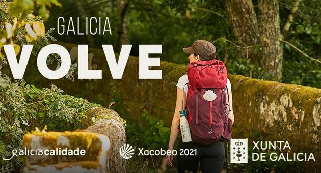 #Galicia volve con #sentidiño y activa medidas sanitarias que facilitan la estancia de los viajeros