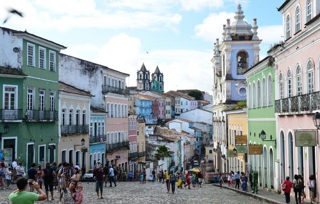 Salvador de Bahía es el primer destino elegido por los turistas al finalizar el aislamiento social