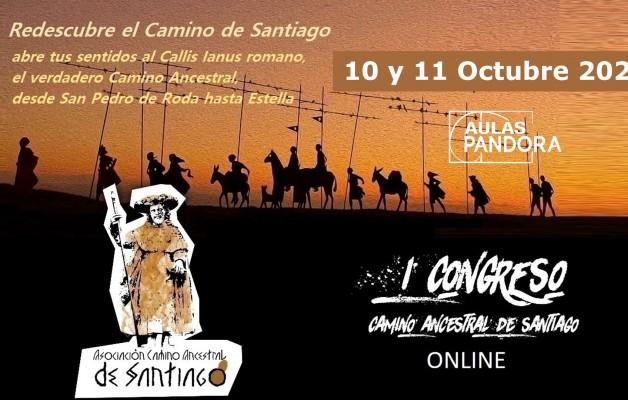 El Congreso Camino Ancestral de Santiago, un evento que busca revitalizar y dar a conocer esta ruta