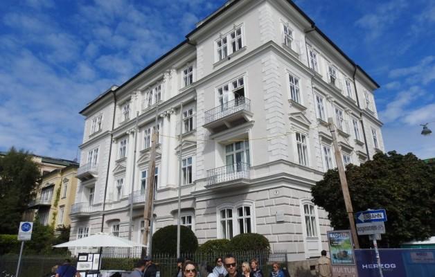 Salzburgo, la ciudad de Wolfgang Amadeus Mozart