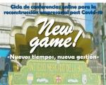"""""""Nuevos tiempos, nueva gestión"""", un ciclo de conferencias online, organizado por AEGA"""