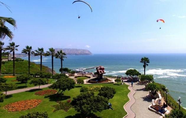 Lima, una ciudad que invita a conocer su cultura, su historia y sus atractivos naturales