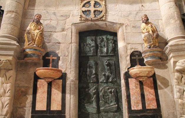 La apertura de la Puerta Santa de la Catedral de Santiago dará inicio al Xacobeo 2021