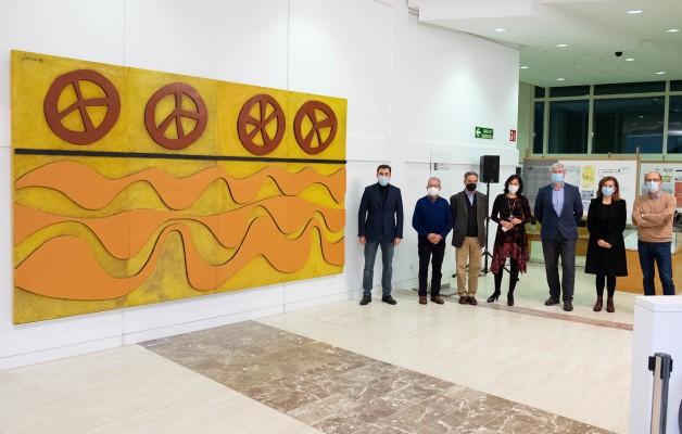 La Xunta de Galicia recupera el arte mural de Luis Seoane que el público contemplará en el Gaias