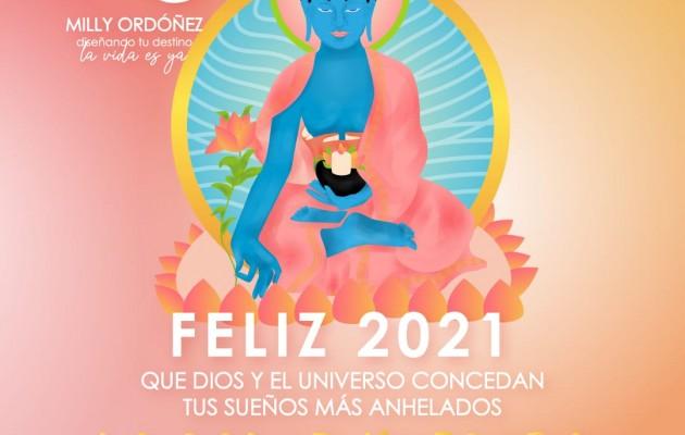 La astróloga Milly Ordóñez y las cábalas para atraer amor, dinero y éxito en 2021