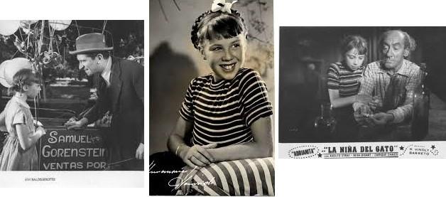 La niña del gato, una película de 1953 que llevó a la pantalla la explotación y el maltrato infantil