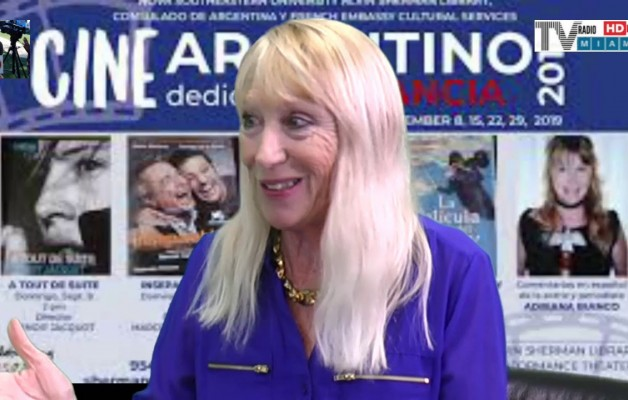 Adriana Bianco, una historia de película…