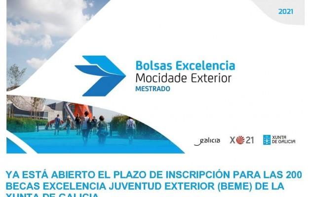 Becas Excelencia Juventud Exterior (BEME), un incentivo a la esperanza del retorno a Galicia
