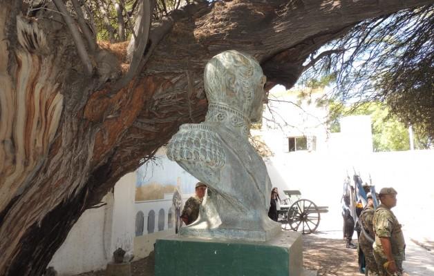San Juan celebra un nuevo aniversario del natalicio del Gral. Don José de San Martín