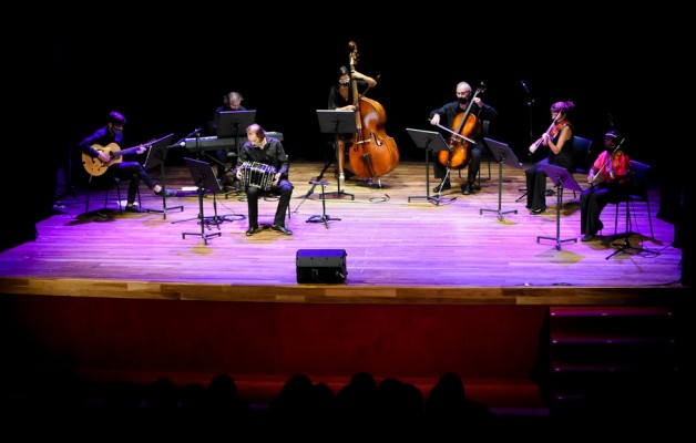 El Teatro del Bicentenario homenajeó a Astor Piazzolla al cumplirse 100 años de su nacimiento