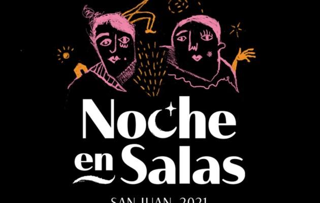 """San Juan organiza la """"Noche en Salas"""" para celebrar el """"Día mundial del Teatro"""""""