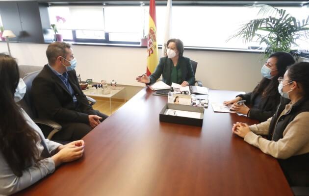 La Xunta de Galicia impulsa el programa de ayudas económicas a las mujeres migrantes
