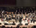 Hacia el mañana, la obra musical e internacional, fue grabada por la Banda Sinfónica Nacional de Ciegos