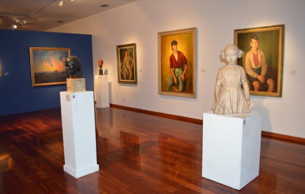 El Museo Provincial de Bellas Artes Franklin Rawson ofrece propuestas culturales para todas las edades