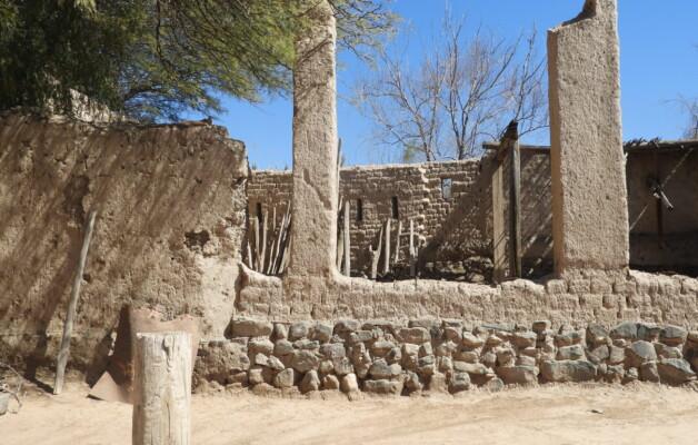 Jáchal, la importancia del patrimonio arquitectónico y cultural reflejada en los antiguos molinos harineros