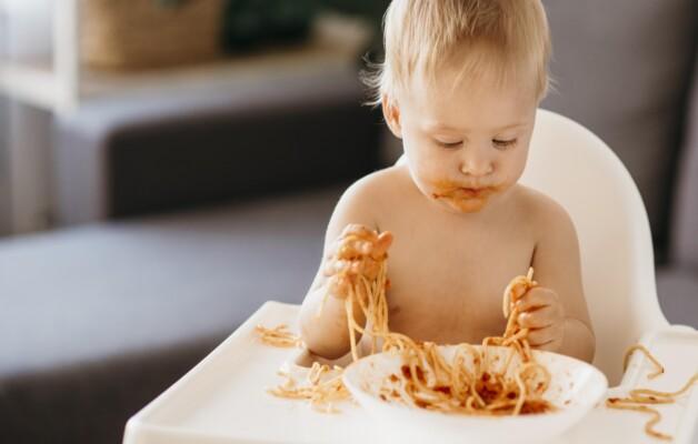 OSPAÑA y la alimentación de los niños en la primera infancia