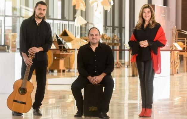 """El Teatro del Bicentenario presenta """"Aire Flamenco"""", una expresión del arte andaluz"""