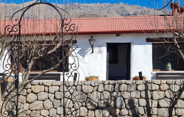 Las Carreras, una estancia que alberga historias de jesuitas e italianos, en Tafí del Valle, en Tucumán