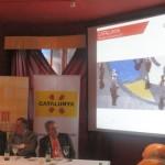 Patrick Torrent, Julio Moreno Ventas y Jordi Font